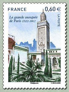 La Grande Mosquée de Paris - 1922/2012