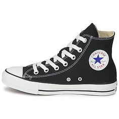 Baskets mode Converse CHUCK TAYLOR ALL STAR CORE HI Noir 350x350