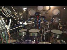 Z-MACHINES played by DJ TASAKA -a robot band project by ZIMA-