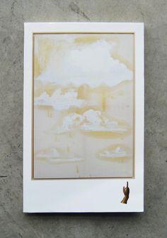 New Artists' Book: The Long Godbeye / Benoît Maire, 2014.