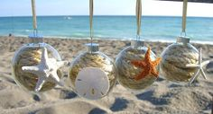 Coastal Christmas Ornaments,Coastal Holiday,Nautical Christmas,Beach Christmas,Tree Ornaments,Mermaid Gifts,Beach Wedding,Holiday Decor