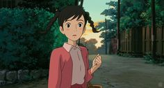 ❛ 𝐓𝐡𝐞𝐫𝐞 𝐢𝐬 𝐧𝐨 𝐟𝐮𝐭𝐮𝐫𝐞 𝐟𝐨𝐫 𝐩𝐞𝐨𝐩𝐥𝐞 𝐰𝐡𝐨 𝐰𝐨𝐫𝐬𝐡𝐢𝐩 𝐭𝐡𝐞 𝐟𝐮𝐭𝐮𝐫𝐞 𝐚𝐧𝐝 𝐟𝐨𝐫𝐠𝐞𝐭 𝐭𝐡𝐞 𝐩𝐚𝐬𝐭.❜ 「𝘍𝘳𝘰𝘮 𝘶𝘱 𝘰𝘯 𝘱𝘰𝘱𝘱𝘺 𝘩𝘪𝘭𝘭 ₂₀₁₁ 」 - 𝗽𝗶𝗻𝘁𝗲𝗿𝗲𝘀𝘁 : 설연 𝗦j𝗲𝗼i𝗹_𝘆𝗲𝗼𝗻𖠌 Pom Poko, Up On Poppy Hill, Studio Ghibli Movies, Castle In The Sky, Cartoon Crossovers, Arte Disney, Film Studio, My Neighbor Totoro, Hayao Miyazaki