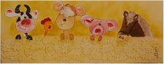 boerderijdieren schilderen op hout - Google zoeken