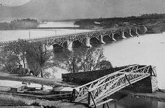 Washington aqueduct by Meigs