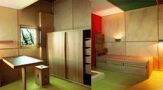 Le cabanon de Le Corbusier à Londres
