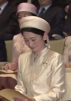Princess Kiko, March 18, 2015 | Royal Hats