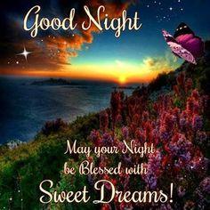 Good Night... Sweet Dreams!!