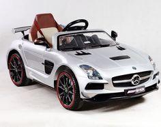 Mercedes SLS AMG | 12V | Silver