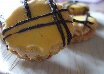 Mandlové dortíčky s krémem