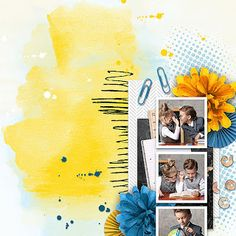 30 August, Back To School, Scrap, Search, Blog, Collection, Design, Searching