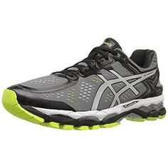 Asics 3659 Mens Gel-Kayano 22 Gray Running Shoes 11 Extra Wide (E WW) BHFO