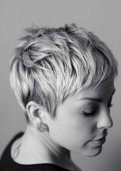 15 Best Messy Pixie Hairstyles | http://www.short-haircut.com/15-best-messy-pixie-hairstyles.html #PixieHairstyles