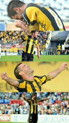 Peñarol - Tony Pacheco