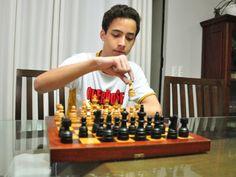 Resultado de imagem para vitor angelo foto xadrez - O Xadrez do RN nos Jogos Escolares da Juventude 15 a 17 Anos