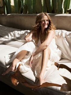 Julia Roberts and Choice Words - Julia Roberts Interview - Marie Claire