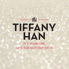 Tiffany Han brand identity design | Curious & Co. Creative