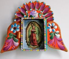 La Virgen de Guadalupe~Our Lady of Guadalupe