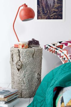 Tree Stump Side Table - Urban Outfitters
