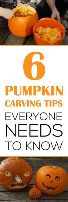 READ this before the fall to get professional carving results! This blog has lots of fun halloween and fall ideas.