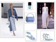 Inspirações direto das passarelas, azul serenity - Blog Lagú