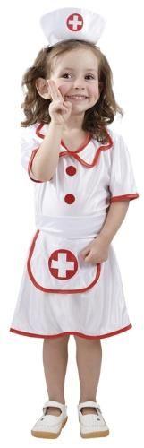 hemşire kız kostümü
