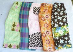 Paso a paso como hacer pantalones de niños !