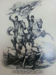 """Manastır'a İttihad Terakki mensuplarını ifşa etmesi için gönderilen Tatar Osman'ın Abdulhamid'e raporu: """"Efendim Manastır'da bu kulunuz hariç herkes İttihadçı."""""""