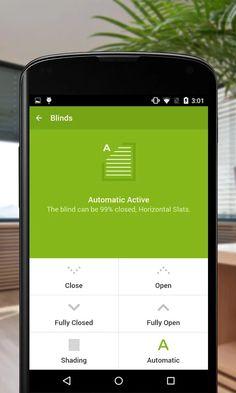 Loxone Smart Home - screenshot
