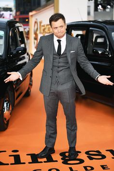 Taron Egerton 'Kingsman: The Golden Circle' London Premiere, United Kingdom | September 18, 2017