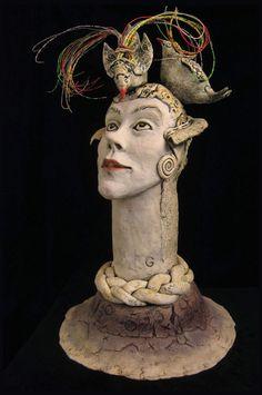 Gretel Boose: Mixed Media Sculpture   Canadian Art Junkie   Scoop.it