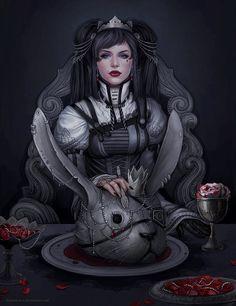 Concept Art by Dandelion-S