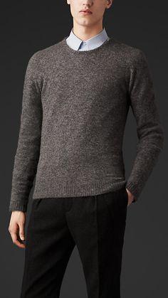 Burberry Prorsum Cashmere Silk Sweater