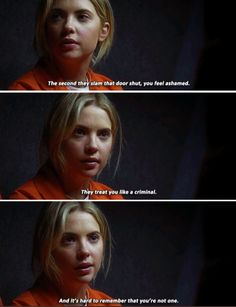 """#PLL 5x25 """"Welcome to the Dollhouse"""" - Hanna"""