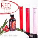 Seelect natural organic red food color. No petroleum dyes here.