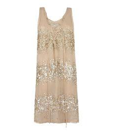 Restrain Dress, Women, Dresses, AllSaints Spitalfields--have no idea where I'd wear it but it sure is shiny!