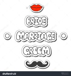 stock-vector-vector-illustration-wedding-sticker-slogan-bride-marriage-groom-made-of-white-plump-hand-295854575.jpg (1500×1600)