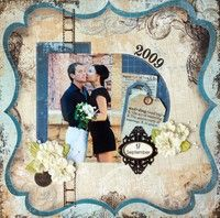 A Project by Victoria Freze from our Scrapbooking Gallery originally submitted 10/29/11 at 11:53 AM