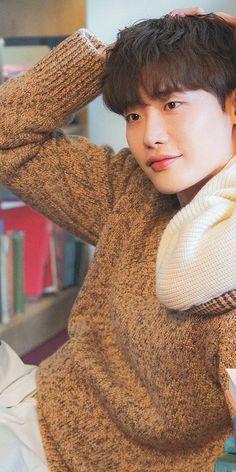 Romance is book Korean Star, Korean Men, Asian Actors, Korean Actors, Korean Celebrities, Celebs, Lee Jong Suk Wallpaper, F4 Boys Over Flowers, Lee Jong Suk Cute