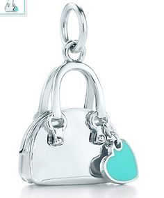 tiffany and co charms! Would look awesome on my pandora bracelet.