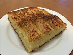 Liian hyvää: Muhkea omenapiirakka Sweet Pastries, Sweet Pie, Sweet Recipes, Banana Bread, French Toast, Food And Drink, Baking, Breakfast, Desserts