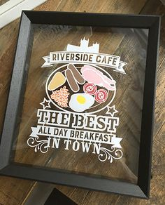 © KyleighsPapercuts 2015 Riverside Cafe, Best Breakfast, Paper Cutting, Inspired, Day, Inspiration, Biblical Inspiration, Inspirational, Inhalation