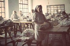 1873046715802403942.JPGLodz, Poland, Women working in the ghetto laundry.