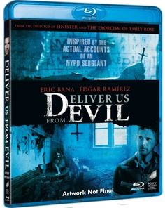 Deliver Us from Evil (Blu-ray) 19,95€