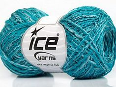 Doppio Lana Turquoise Shades  Fiber Content 44% Wool, 44% Acrylic, 12% Polyamide, Turquoise Shades, Brand Ice Yarns, Yarn Thickness 2 Fine  Sport, Baby, fnt2-56202 Ice Yarns, Fiber, Turquoise, Throw Pillows, Wool, Lana, Shades, Content, Sport