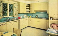 The Most Popular Kitchen Colors from the Last 100 Years   Kitchn