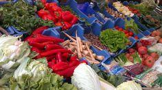 Mooie biologische groente!