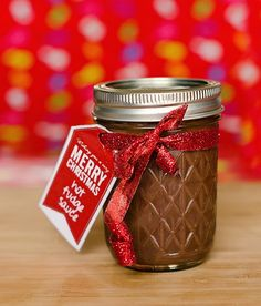 Delicious Meliscious - a cooking blog by Melissa: Hot Fudge Sauce: 12 Weeks of Christmas Treats (Week 4)