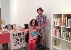 Berl's Brooklyn Poetry Book Shop Brings Poetry and Community to New York Seems like an interesting risk, like a curated collection of poetry.