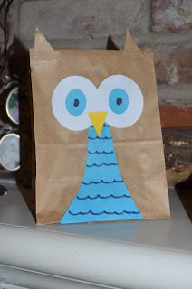 Owl Favors #owl #favors