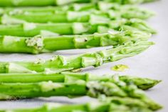 Asparagus with olive oil and garlic. by locrifa  IFTTT 500px